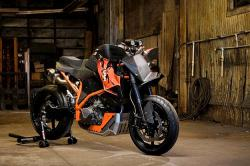 KTM Super Duke custom