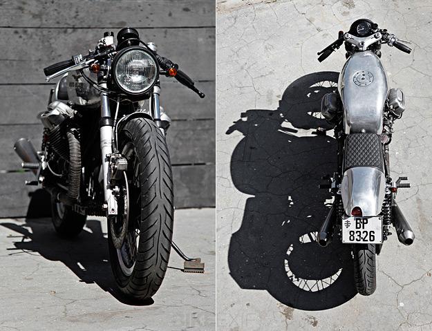 Moto Guzzi 850 T