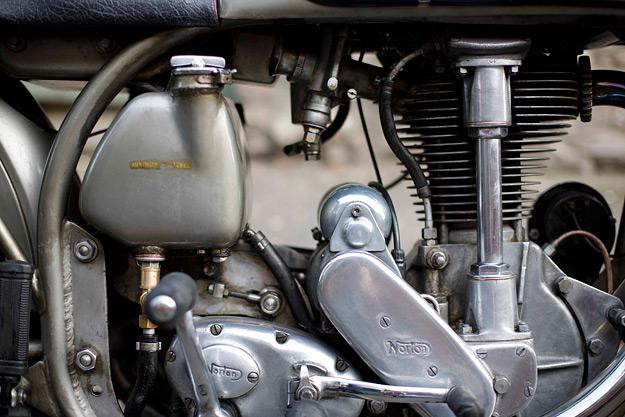 Norton International motorcycle