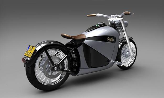 Orphiro Electric Motorcycle Bike Exif