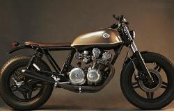 CRD #5: Honda CB750