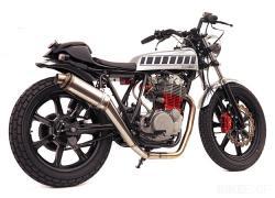 Deus Oddjob Yamaha SR500