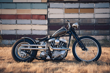 1959 Harley Davidson