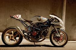 Radical Ducati Monster S2R