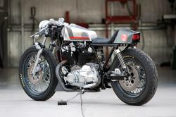 DP Customs 'Naked Cafe'