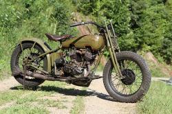 1926 Harley-Davidson racer
