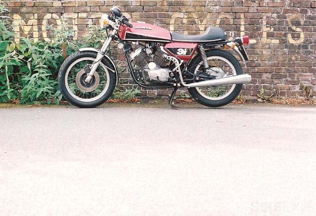 Moto Morini motorcycles