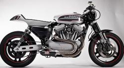 Wonder Bikes superlight Harley XR1200