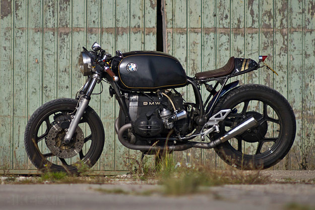 BMW R80 cafe-racer