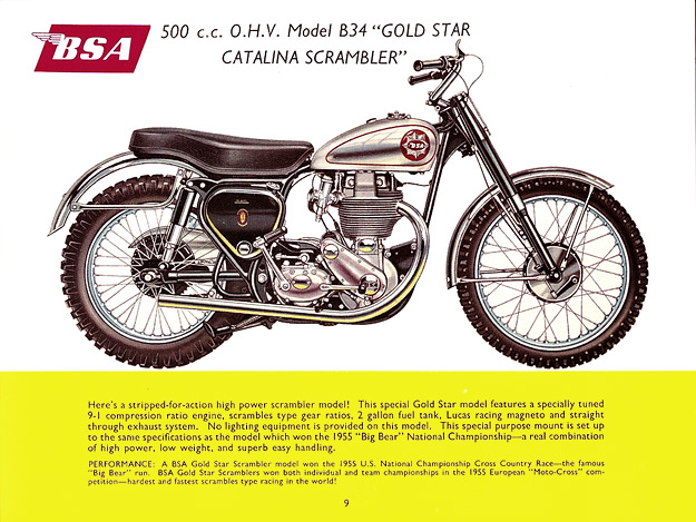 BSA Catalina
