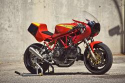 Radical Ducati's killer 900 SS custom
