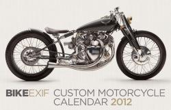 2012 motorcycle calendar