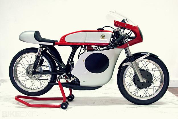 Bultaco TSS motorcycle