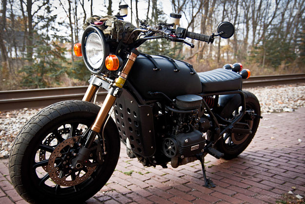 Honda Gl1100 Gold Wing Custom Bike Exif