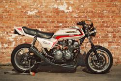 First Notion Honda CB750F