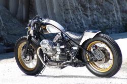 Moto Guzzi 850 T5 custom