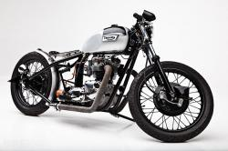 Helrich Custom Cycles Triumph
