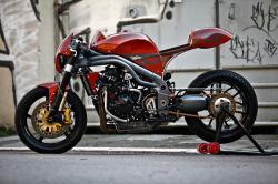 Olivi Motori Triumph 'Weslake'
