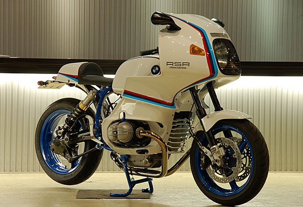It was BMW s answer to the R 2 7 B M W On Pinterest Bmw Motorcycles Motorcycles And Cafe