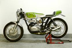 Cafe Racer Dreams' Ossa Copa custom