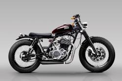 Deus Bali Yamaha SR400