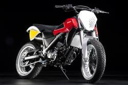 Husqvarna MOAB scrambler motorcycle