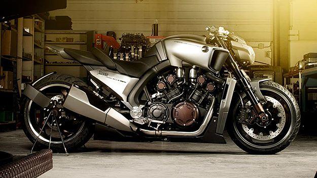 yamaha v max motorcycle