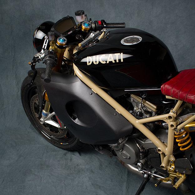 Ducati 1098R Tank