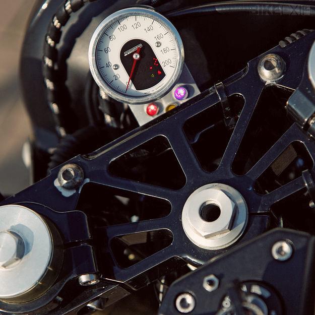 Clutch Master Cylinder >> Ducati Monster 900 custom | Bike EXIF