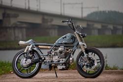 Moto Guzzi V50, Brat Style