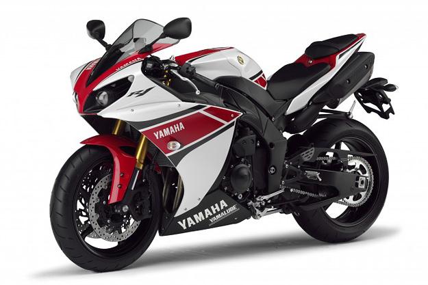 Yamaha 50th Anniversary R1