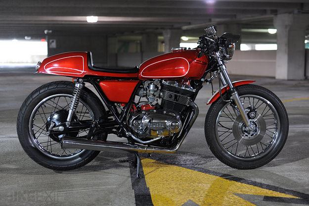 Yamaha XS500