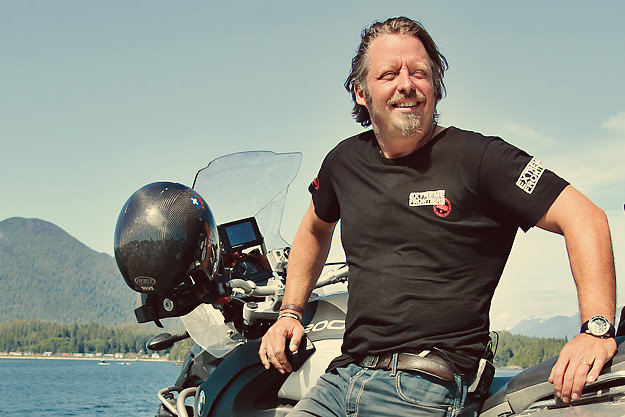 Interview with Charley Boorman of Long Way Round and Long Way Down