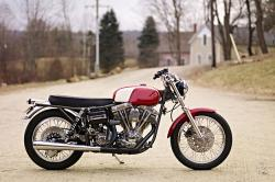 Walt Siegl's Harley FLH