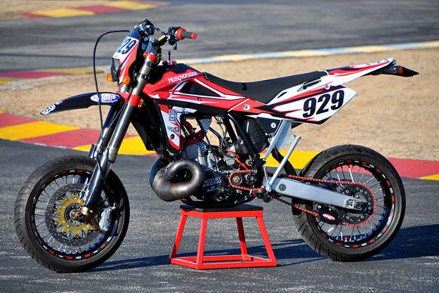 Honda cr500 by boyko racing bike exif for Honda cr 500