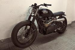 Triumph Bonneville by CRD