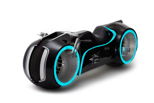 Evolve Xenon: the Tron motorcycle