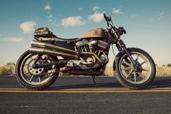 Icon Roach Harley Sportster