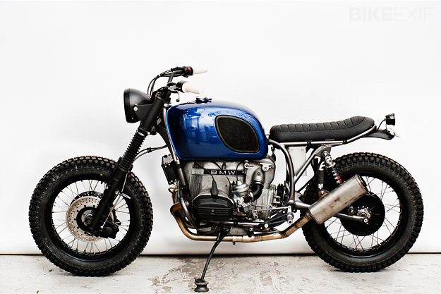 Custom BMW R100RT by the Wrenchmonkees