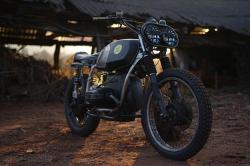 BMW R45: 'The Gonzo'