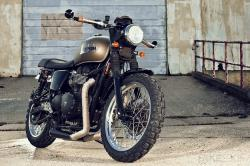 Good Times: Customizing The Triumph Scrambler