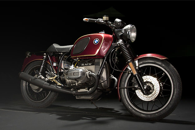 BMW R100RS by Urban Motor