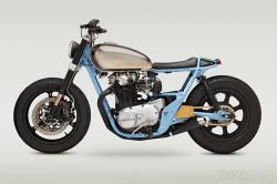"Classified Moto ""Ripper"" XS650"