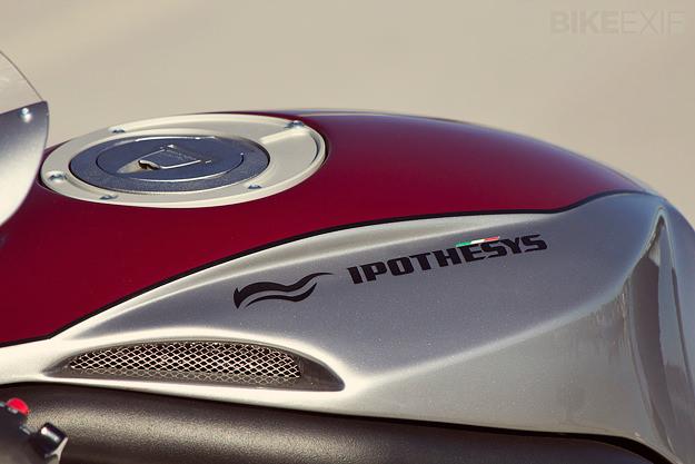 """Moto Guzzi Griso custom """"Ipothesys"""""""