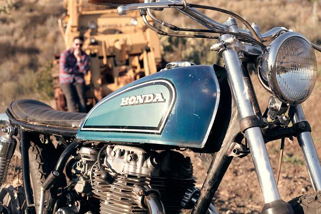 Honda CB360