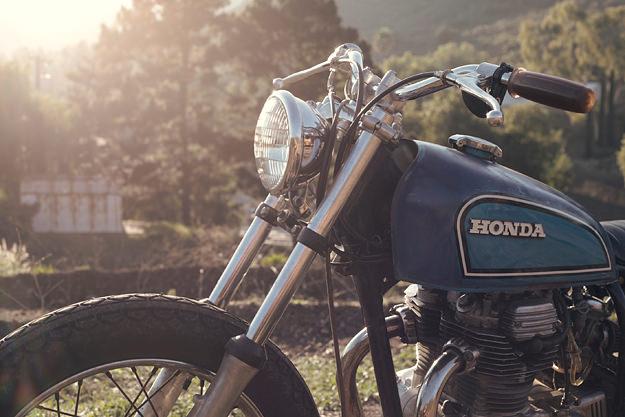 Bike Exif Honda 360 Honda CB