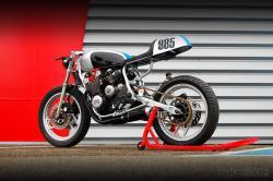 Yamaha XJ600 custom