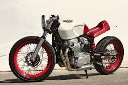 Fuller 'Rodan' Honda CB750