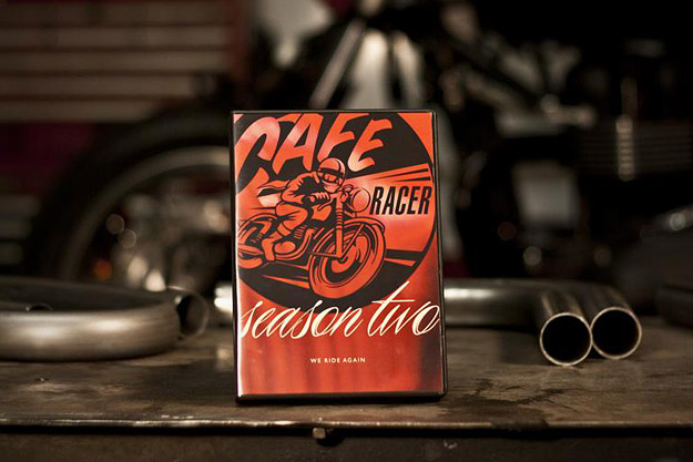 Cafe Racer TV DVD