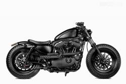 Shaw x Rough Crafts Harley 48